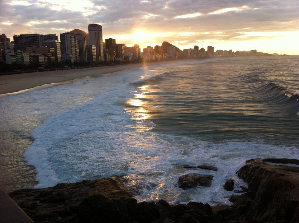 Praia é considerada uma das mais bonitas do mundo (Foto: Divulgação)