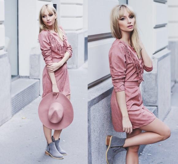 Look rosa. (Foto Ilustrativa)