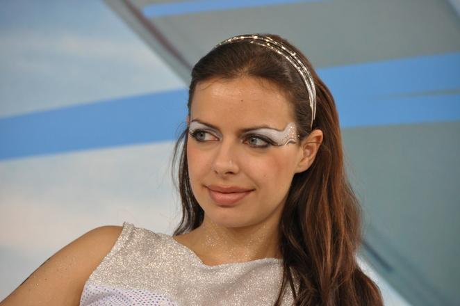 Muita gente aposta em maquiagem exótica (Foto: Divulgação)