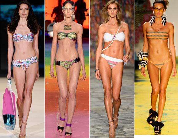 Moda Praia Réveillon 2015-2016 (Foto: Site Abril)