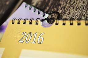 Modelos de Calendários 2016 para imprimir
