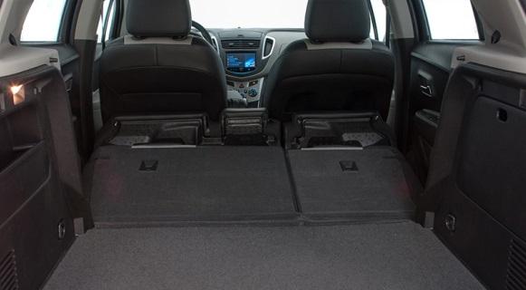 É um carro espaçoso e confortável. (Foto: Reprodução/Chevrolet)