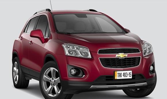 Nova Chevrolet Tracker 2016: fotos, lançamentos. (Foto: Reprodução/Chevrolet)