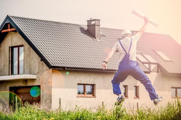 Com o consórcio, você tem mais chances de realizar o sonho da casa própria. (Foto Ilustrativa)