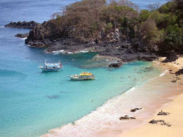 Cada praia possui sua característica (Foto: Divulgação)