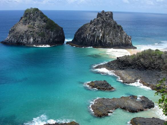 Lugares paradisíacos estão a sua espera (Foto: Divulgação)