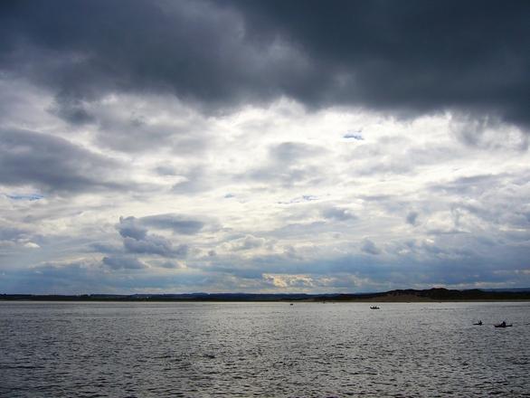 Mesmo com chuva, região é um lugar incrível (Foto: Divulgação)