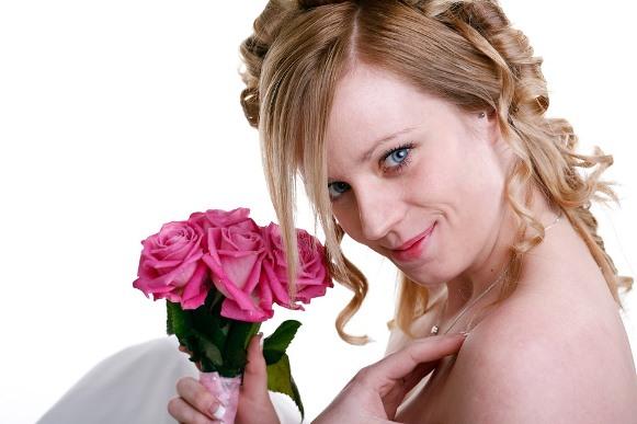 Penteados para noivas modernas 2017