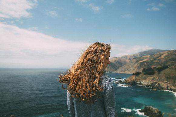 Penteados para praia, dicas, tendencias e modelos. (Foto Ilustrativa)