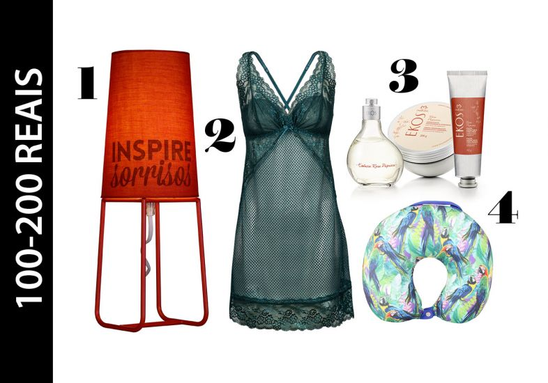 Vestidos e perfumes de presente de Natal (Foto: Mdemulher)