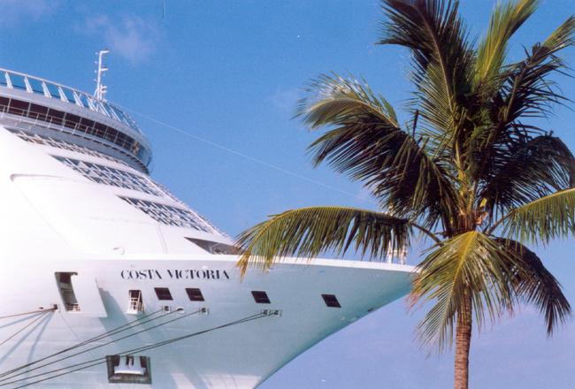 Alguns navios possuem atividades específicas de final de ano, assim como no Carnaval, por exemplo (Foto: Divulgação)