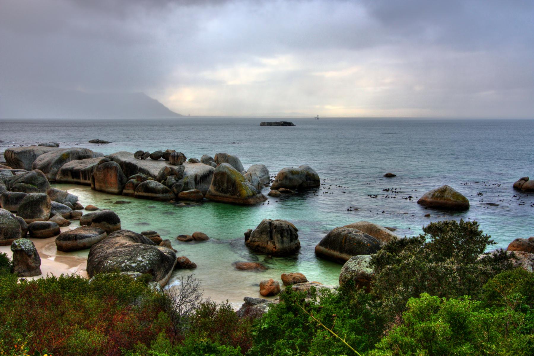 Lugares paradisíacos podem ser curtidos e é ótima opção para quem quer relaxar (Foto: Divulgação)