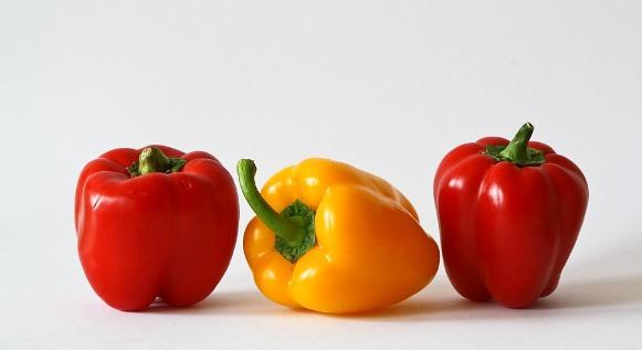 O pimentão fica delicioso quando recheado. (Foto Ilustrativa)