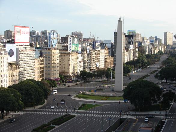 Reveillon 2015 em Buenos Aires