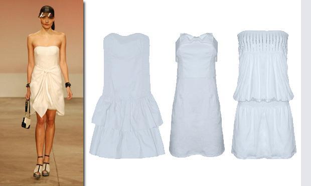 vestidos em branco para o An oNovo (Foto: Mdemulher)