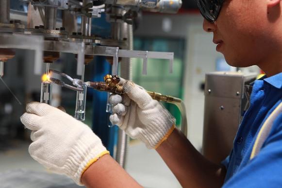 O Senai-DF capacita profissionais para trabalhar na indústria. (Foto Ilustrativa)