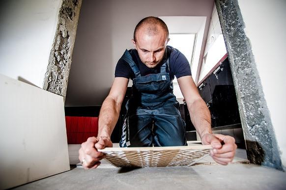 Há oportunidades de cursos na área de construção civil. (Foto Ilustrativa)