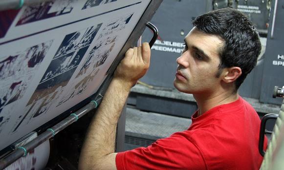 O Senai Goiânia prepara profissionais para as indústrias. (Foto Ilustrativa)