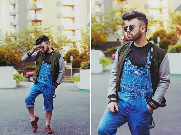 Tendência moda plus size masculina 2016. (Foto: Reprodução/Fernando Cysneiros)