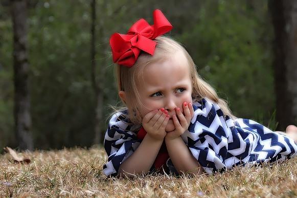 A criança gordinha não precisa necessariamente usar uma modelagem ampla. (Foto Ilustrativa)