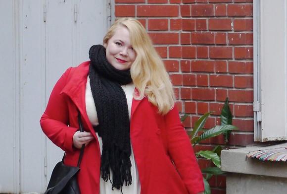 Nos dias de frio, use o cachecol. (Foto Ilustrativa)