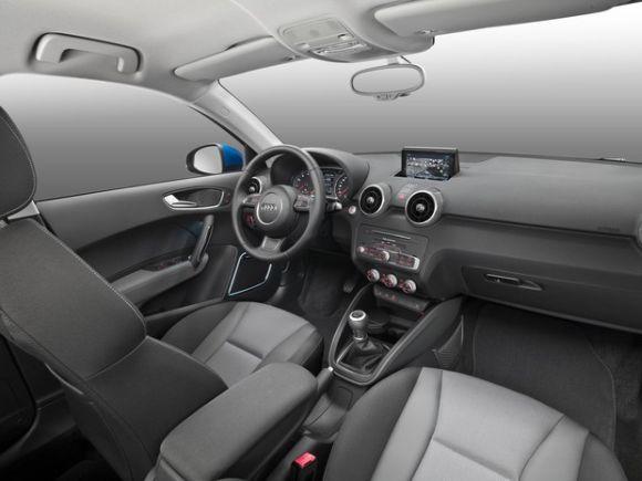 Os preços do novo Audi A1 2016 partem de R$ 99.190 (Foto: Divulgação Audi)