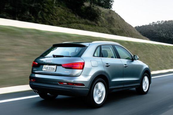 Leves mudanças no design foram aplicadas (Foto: Divulgação Audi)
