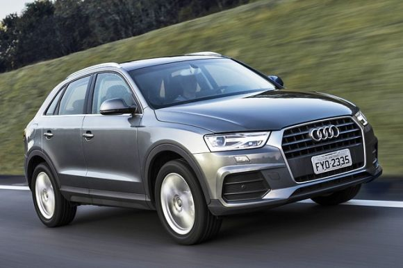 Audi Q3 1.4: fotos, lançamentos, preços (Foto: Divulgação Audi)