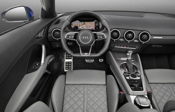 O esportivo compacto alemão tem muito luxo e conforto para duas pessoas (Foto: Divulgação Audi)