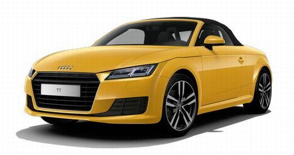 A versão conversível do Audi TT custa a partir de R$ 249.000,00 (Foto: Divulgação Audi)