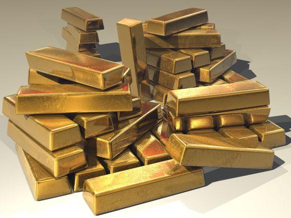 Serão 24 certificados de ouro, cada um deles no valor de 100 mil (Foto Ilustrativa)