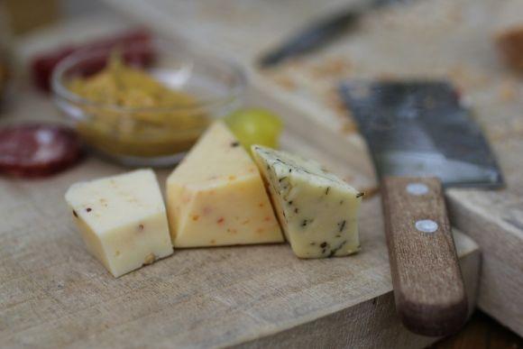 O queijo é um dos recheios mais usados em quibes (Foto Ilustrativa)