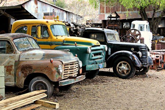 Quem faz esse curso pode atuar, por exemplo, na recuperação de carros antigos (Foto Ilustrativa)