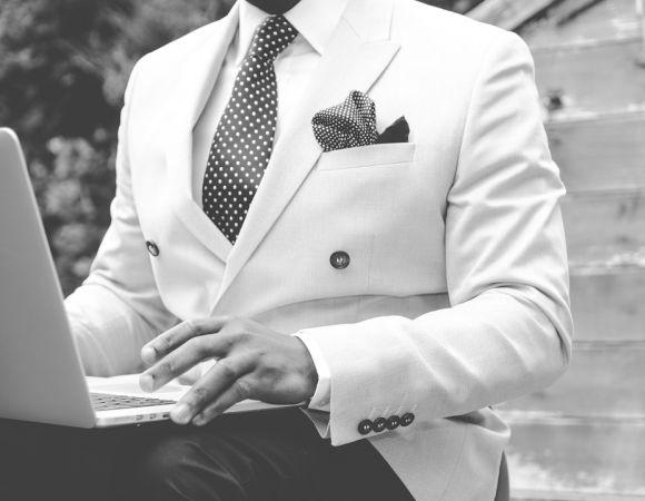 A cor branca também é a preferida entre os homens para o réveillon (Foto Ilustrativa)