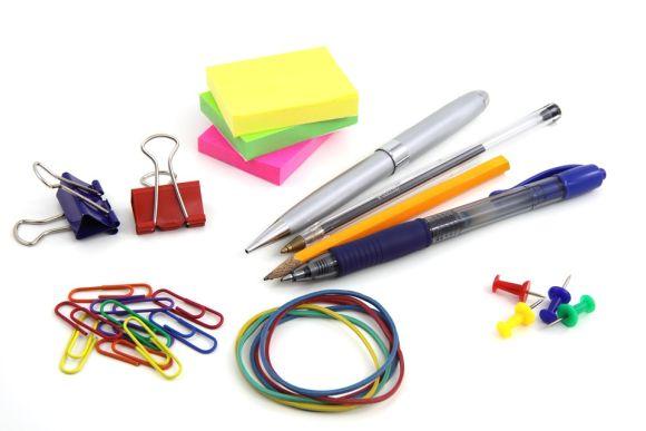 Você encontra os materiais escolares para as meninas nas melhores papelarias (Foto Ilustrativa)