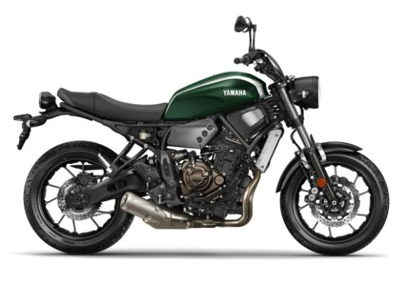 A novidade é inspirada nos modelos clássicos da marca lançados nos anos 1970 (Foto: Divulgação Yamaha)