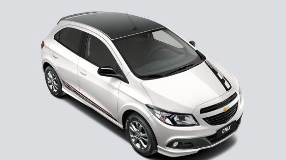 O hatch já vendeu mais de 110.000 unidades em 2015 (Foto: Divulgação Chevrolet)