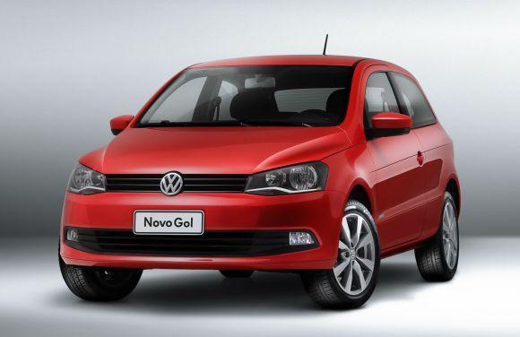 VW Gol (Foto: Divulgação Volkswagen)