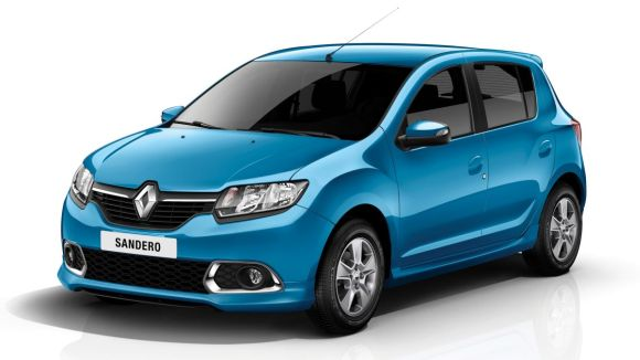Renault Sandero (Foto: Divulgação Renault)