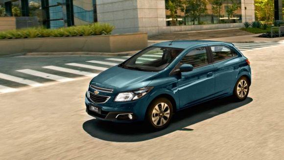 Onix é o carro mais vendido em 2015 (Foto: Divulgação Chevrolet)