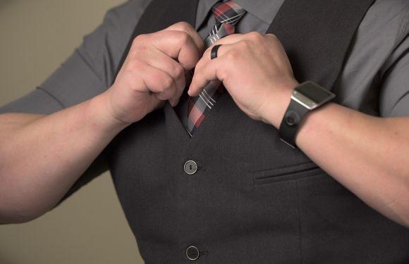 O relógio pode ser uma peça importante para o visual (Foto Ilustrativa)