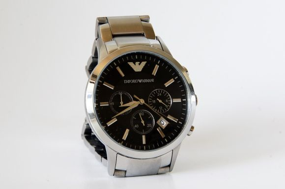 Diversos modelos de relógios para homens combinam com diferentes estilos (Foto Ilustrativa)