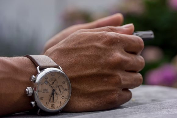 Relógios masculinos 2016: tendências, modelos, preços (Foto Ilustrativa)