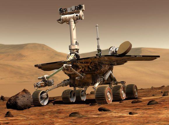 A descoberta de água líquida em Marte foi um dos destaques da ciência em 2015 (Foto Ilustrativa)