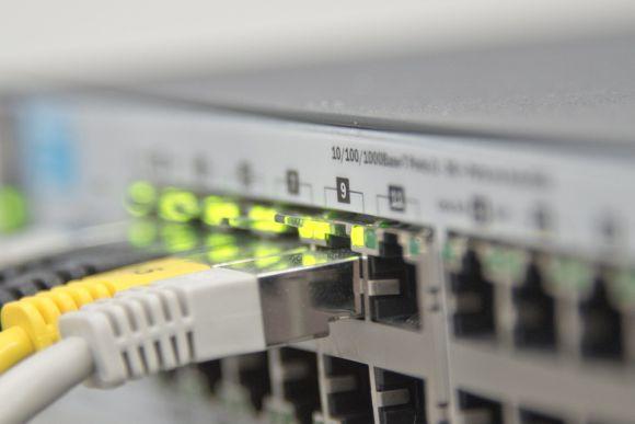 Curso de Redes de Computadores (Foto Ilustrativa)