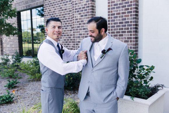 Os homens estão cada vez mais se preocupando com o traje do casamento (Foto Ilustrativa)