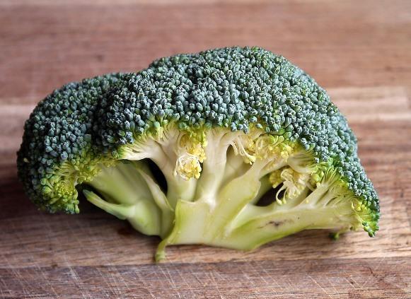 O brócolis é um ingrediente afrodisíaco. (Foto Ilustrativa)
