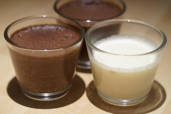 O mousse de chocolate é uma sobremesa rápida e fácil de preparar. (Foto Ilustrativa)