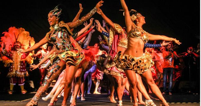 Várias apresentações serão feitas na cidade durante todos os dias de carnaval (Foto: Divulgação/Prefeitura de Recife)