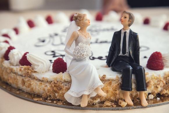 Bolos de casamentos criativos para 2016. (Foto Ilustrativa)